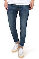 Мужские джинсы синие стрейч Joy stretch от !Solid (Дания) в размере W30/L30
