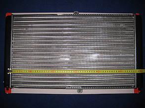 Радиатор основной инжекторные ВАЗ 2110 2111 2112 ДК