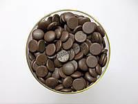 """Черный бельгийский шоколад 55 % в дисках ТМ """"Herco Foods"""""""