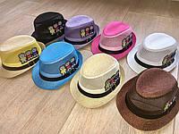 Стильные детские летние шляпы