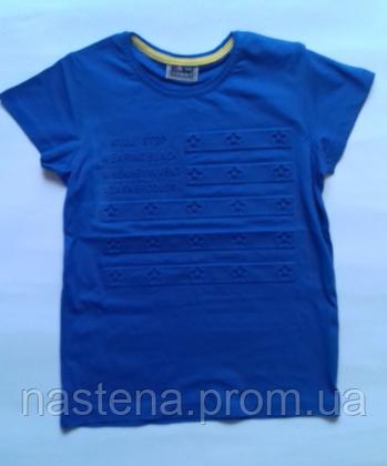 Летняя футболка для мальчиков CEGISA от 5 до 8 лет.