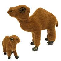 Пушистик верблюд маленький 5.5 см (10)