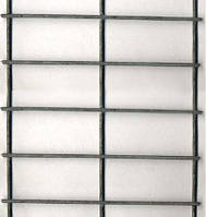 Строительная сетка сварная оцинкованная 25х12х1.0 (цинка до 35 г/м2)