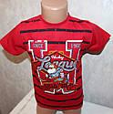 футболка на мальчика 1,2,3,4 года  производство Турция 100 % хлопок , фото 2