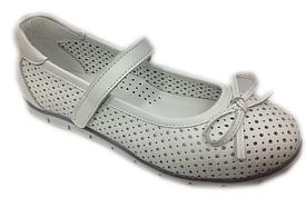 Детские ортопедические школьные туфли Perlina для девочек р. 32, 33, 34, 35, 36, 37