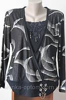 Жіноча блузка двійка, фото 1