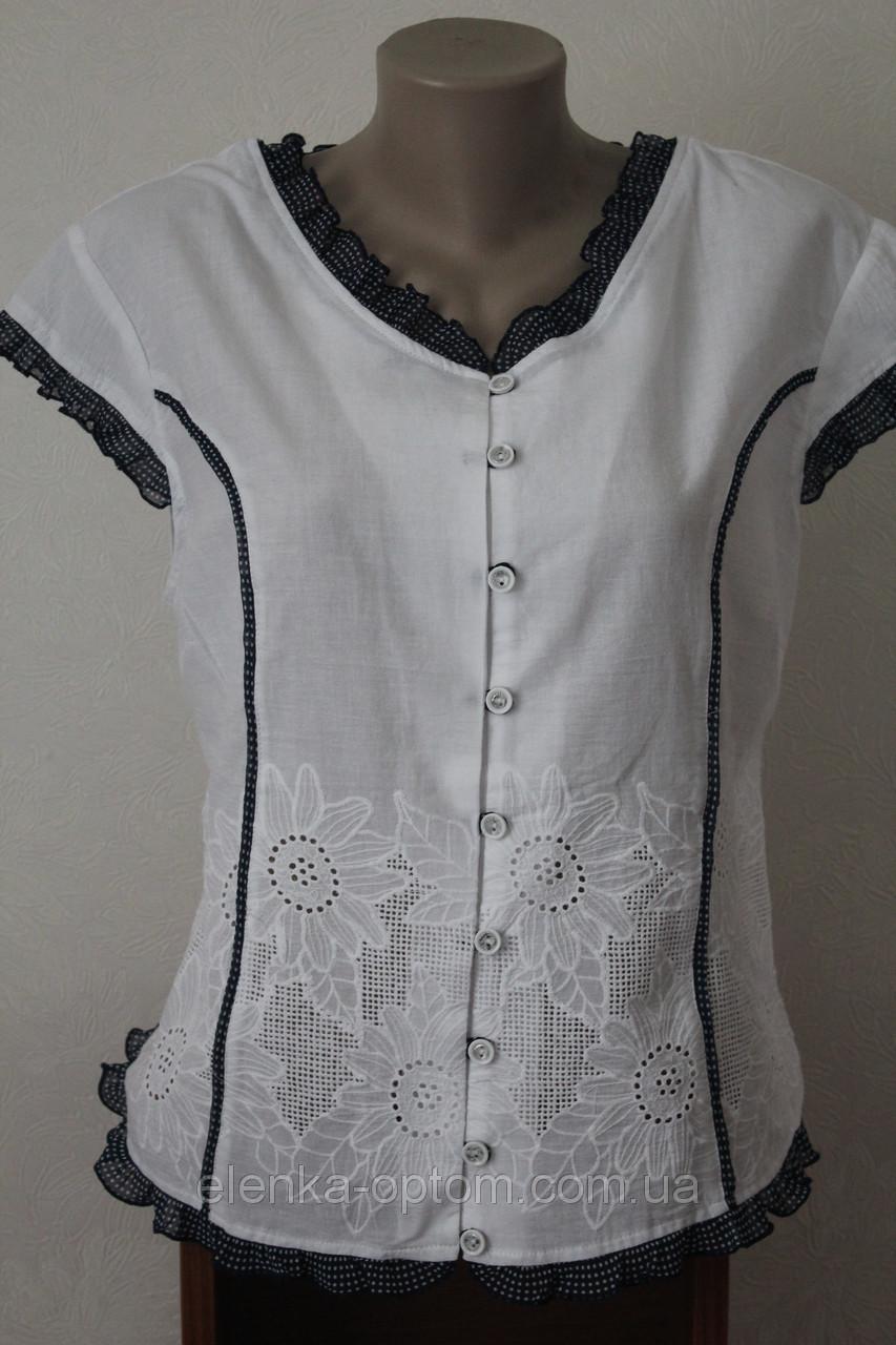 0f1df2db0c6 Блузка женская шнуровка - Elenka - женская одежда оптом  юбки и сарафаны  женские
