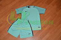 Футбольная форма для команд Nike Найк бирюза