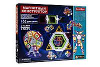 Магнитный конструктор Leqi-Toys LQ615 (102 дет.)