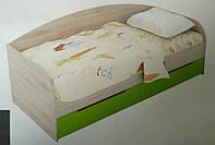 """Кровать с выдвижными ящиками """"Л-5"""""""