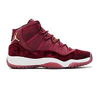Женские кроссовки  Nike Air Jordan 11 Retro топ реплика