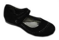 Детские ортопедические школьные туфли для девочки р. 26,27
