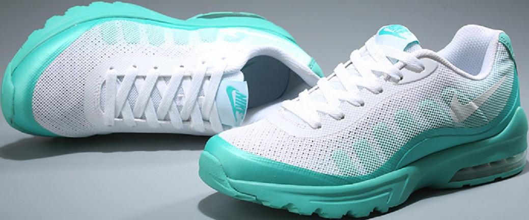 a03c6048258f Кроссовки женские Nike Air Max 95 Invigor White Green от