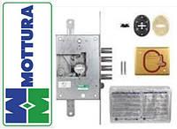 Дверной замок Mottura 52N771 со сменной сувальдной частью, фото 1