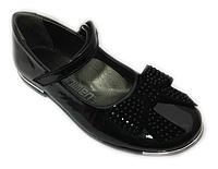 Детские ортопедические школьные туфли для девочки Minimen p. 25,26,27,28