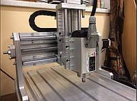 Станок CNC 400х300х90, для ювелирки.