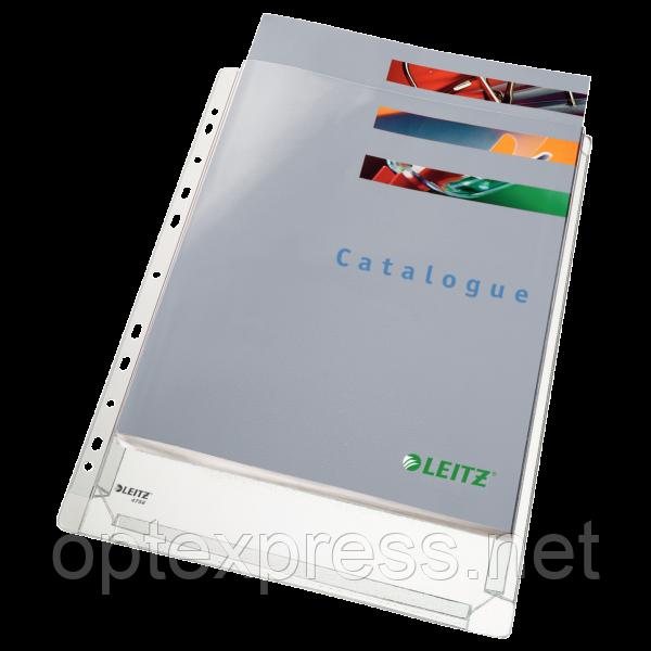 Файлы матовые для каталогов A4 Esselte, 170 мик., 5 шт. ESSELTE