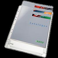 Файлы матовые для каталогов A4 Esselte, 170 мик., 10 шт. ESSELTE