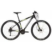 "Велосипед 29"" Cannondale Trail 5 2016 черно-зеленый"