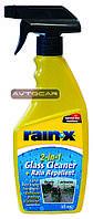 Антидождь Rain‑X 2-in-1: Glass Cleaner + Rain Repellent спрей 500 мл