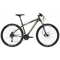 "Велосипед 29"" Cannondale Trail 5 2016 коричнево-голубой"