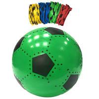 Мяч надувной большой футбол (10)