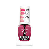 Лак Ombre Top Coat Golden Rose