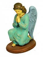 Скульптура молящегося Ангела -  2
