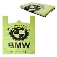 Упаковка полиэтиленовых пакетов BMW 38x60 super bag 50 кг (50)