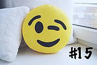 Подушка-смайлик  #15