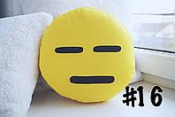 Подушка-смайлик  #16