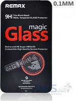 Защитное стекло Remax Tempered Glass Clear для Apple iPhone 5S/5/5C Round Edge 0.1mm 9H
