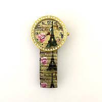 Часы браслет  женские с камнями