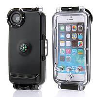 Чехол для дайвинга Seashell SS-i6 для iPhone 6/6S Black