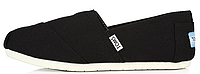Женские эспадрильи Toms All Black (Томс) черные