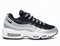 Женские кроссовки Nike Air Max 95 QS Metallic Platinum, фото 1