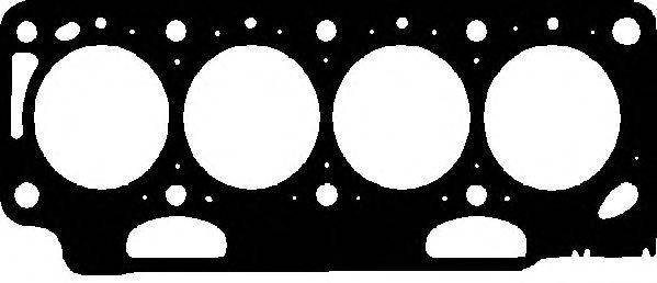 Прокладка головки блока цилиндров на Renault Trafic 2001-> 1.9dCi 80лс (1,45)  — Elring (Германия) - EL851041
