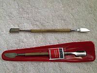 Маникюрная лопатка( пушер или шабер) Leader, фото 1