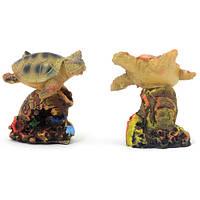 Черепаха на камне 5 см (4)