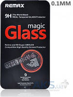 Защитное стекло Remax Tempered Glass Clear для Apple iPhone 5S/5/5C Round Edge 0.1mm 9H
