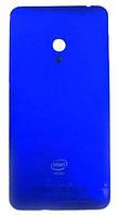 Задняя часть корпуса (крышка аккумулятора) Asus ZenFone 5 (A501CG) Blue