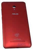 Задняя часть корпуса (крышка аккумулятора) Asus ZenFone 5 Lite (A502CG) Red