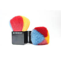 Кисть Кабуки натуральная 4 цвета - Make Up Me Givenchi KAB-GIV - KAB-GIV