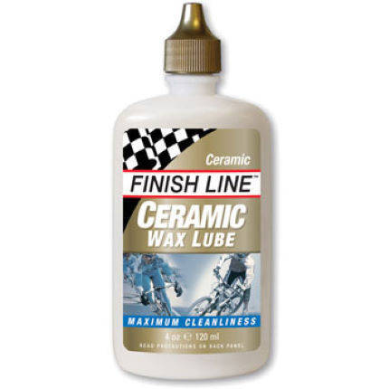 Смазка для цепи велосипеда Finish Line Ceramic Wax Lube 60 мл