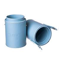 Мини-тубус для хранения кистей - Make Up Me TUBE-S-BLUE Светло-голубой - TUBE-S-BLUE