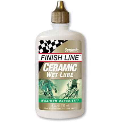 Масло для велоцепи Finish Line Ceramic Wet Lube 60 мл