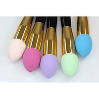 Кисть-спонж для тональной основы - Make Up Me Beauty Blender-Brush  - Blender-Brush