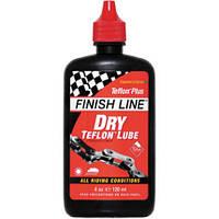 Масло для велосипедной цепи Finish Line Dry Teflon 120ml