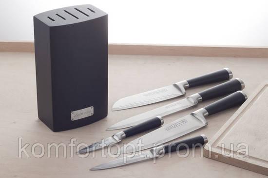 Набор ножей Kamille из нержавеющей стали (бакелитовая ручка)