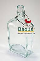"""Бутылка стеклянная 1,75л """"Викинг"""" с бугельной пробкой"""
